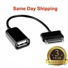 OTG Cable 30 Pin to USB Female Adapter for Samsung Galaxy Tab 1, 2, and 3
