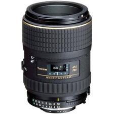 Tokina AT-X PRO D 100mm f2.8 Macro Lens f/Nikon AF #ATXAFM100PRON