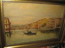 BENEDETTI Carlo, *1915 Ansicht von Venedig