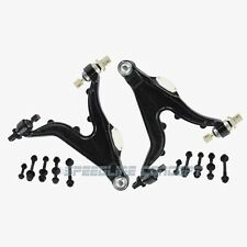 Volvo Front Lower Control Arm Left & Right (4-Bolt Pattern) Premium KM 2336/2337