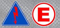 KIT EXTINCTEUR COUPE CIRCUIT RALLYE RACING COURSE AUTOCOLLANT STICKER  EA311