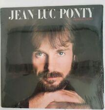 "Jean-Luc Ponty ""Individual Choice"" LP Record - Atlantic 80098-1 Shrink - NM Cond"