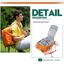 CADEN Shockproof Large Camera Sling Shoulder Bag Backpack For SLR/DSLR Canon AL