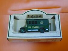 Lledo No 35001 - Diecast Model Of A 1932 Green Dennis Limousine - GPO TELEPHONES