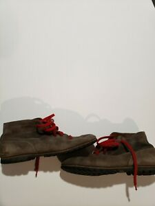 Vtg Vasque Hiking Boots Size 11.5 Suede
