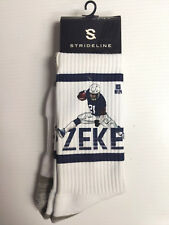 b5c608a83 Ezekiel Elliot Dallas Cowboys Strideline Crew Socks White