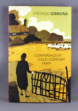 Conference at Cold Comfort Farm by Stella Gibbons - Brand New Paperback