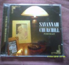 SAVANNAH CHURCHILL-PORTRAIT CD JAZZ VOCAL,CABARET,BLUES