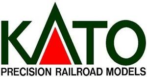 KATO N gauge Double track Gradient straight line 248mm 1 piece 20-003 Model rail