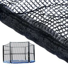 Trampoline Safety Net Enclosure 12FT with 8 Sets of Legs