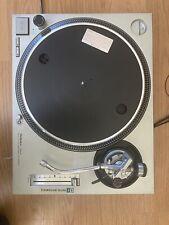 TechnicsSL 1200MK2 Quartz Direct-Drive DJ Turntable Tested Working