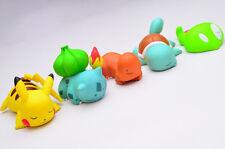 Pokemon Desktop PVC Decoration Figure Sleeping Series ~ Set of Five @83038