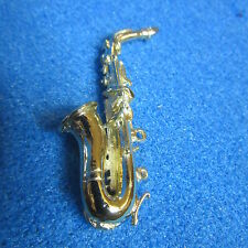 1/12 Scale Dolls House metal   Saxophone   MU42