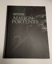 Malign Portents Age of Sigmar Campaign Rulebook Mint Condition Book Supplement