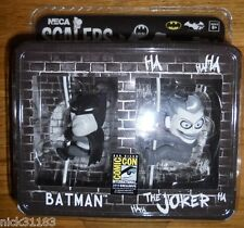 SDCC 2014 NECA Scalers BATMAN & JOKER BLACK & WHITE Figure 2 Pack VARIANT LE