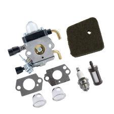 SERBATOIO del carburante linea l/'occhiello per Stihl FS80 FS85 KM85 FC75 FS76 FS74 TRIMMER tipo di vendita