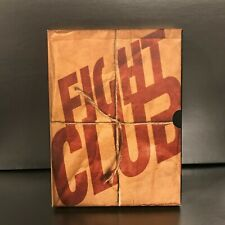 Fight Club (Dvd, 2000, 2-Disc Set, Special Edition)