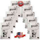 10 Nano SIM Card to Micro Standard Adapter Converter Set Fit iPhone 5 4S 4 Black