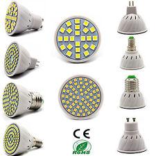 Foco LED Luces 3528 Bombillas 5050 SMD 3W4W5W6W7W Lámpara Fría Cálida Natural Blanco 220V