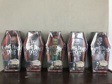 MEZCO Living Dead Dolls Series 18 complete set. All 5 sealed in Case. Mint!!!