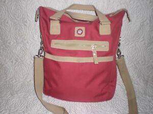 """Sherpani Multi-Purpose Bag  Backpack Handbag 16"""" X 3"""" X 13"""""""