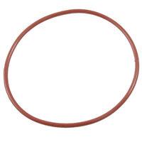 4X(Rot Silikon O Ring Dichtung Zurueckhaltung oel de Joint metrisch 90 mm x 3 PT