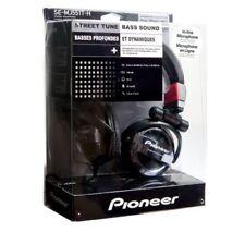 Écouteurs fermés Pioneer avec fil