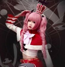 One Piece Perona pink Cosplay Party wig