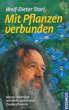 Mit Pflanzen verbunden: Meine Erlebnisse mit Heilkräuter... | Buch | Zustand gut