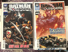Batman and the Outsiders #1-15 Annual #1 DC Comics 1st Printing NM
