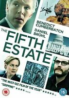 , The Fifth Estate [DVD], Like New, DVD