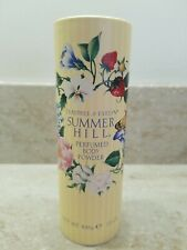 Crabtree Evelyn Summer Hill perfumed body powder. Discontinued. *Used Sample*