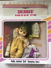 Debbie Dress Up Doll