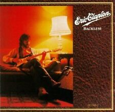 ERIC CLAPTON backless (1978) [CD]