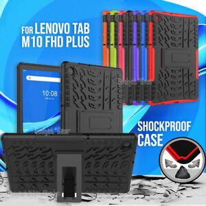 "For Lenovo Tab M10 FHD Plus TB-X606F X606 10.3"" Heavy Duty Shockproof Case Cover"