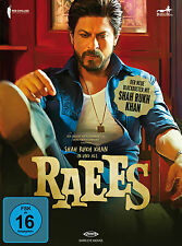 RAEES - Bollywood Film -Blu-ray/DVD 2er Special-Set- Shahrukh Khan