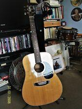 Vintage VESTER Western Gitarre. TOP 80'er Dreadnought aus Korea!