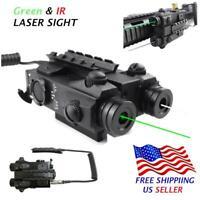 Sniper FL3000 Green / IR LASER SIGHT Combo Fit Night Vision