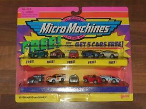 Micro Machines #9 Porsche's