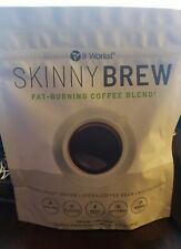It Works! Skinny Brew Coffee NEW 15 single serve packets