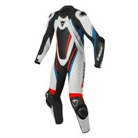Brand New MotoGp One Piece Motorbike Racing Leather Suit All Sizes