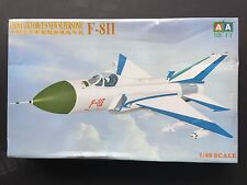"""AA"" brand 1/48 kit#Z-F0004, F-8II/811 China/Chinese Air Force fighter;Oz seller"