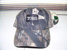 TORO Hat (Brand New in MOSSY OAK Camouflage) - Toro Outdoor Power Equipment