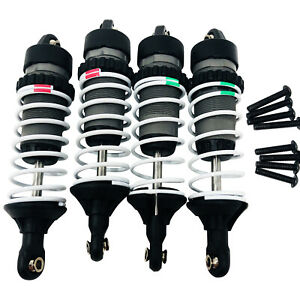 Traxxas Jato 3.3 Shocks GTR Composite Assembled x4 5561 5430 5433 Springs New