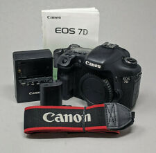 Canon EOS 7D 18.0 MP Digital SLR Camera - Black (Body Only) - SALE!