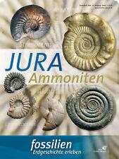 Fossilien Sonderheft 2018 Jura-ammoniten Stück