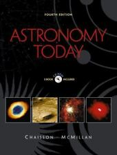 Astronomy Today by Steve McMillan and Eric Chaisson (2001, Hardcover)
