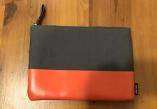 JACK SPADE  FULL ZIP  Bag,Pouch Red & Grey
