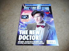 #420 DOCTOR WHO magazine ( UNREAD) - COVER VARIATION #2