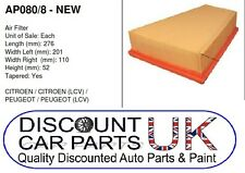 Air Filter to Suit 306 (2.0 HDI 90 DIESEL 06/99-05/01 )